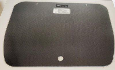 Dometic glasplaat geschikt voor EK99 en EK 2000 OP=OP