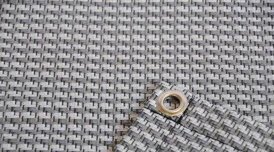 Tenttapijt Premium grijs 2,5x 5 mtr