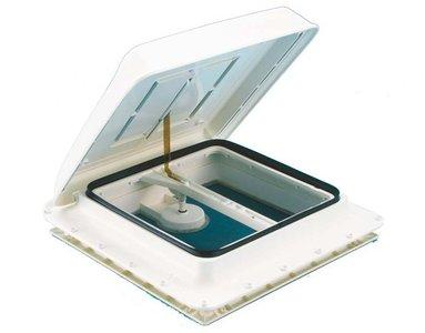 Dakluik 40x40 Fiamma (Witte kap)