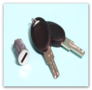 Cilinder-+-sleutels-HSC-systeem-(Nr.85487)